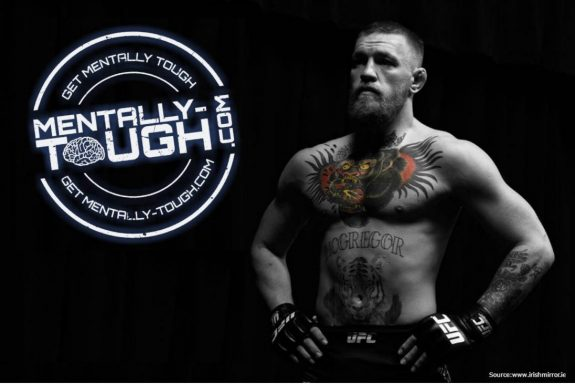 UFC Conor McGregor's Mental Game
